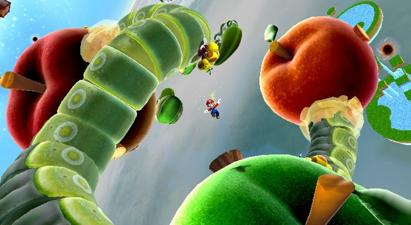 Super Mario Galaxy for Nintendo Wii image