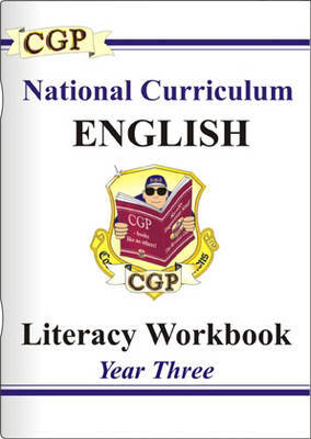 KS2 English Literacy Workbook - Year 3 by CGP Books image