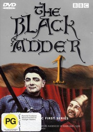 Blackadder - Series 1 on DVD image
