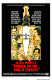 Murder on the Orient Express (1974) on DVD