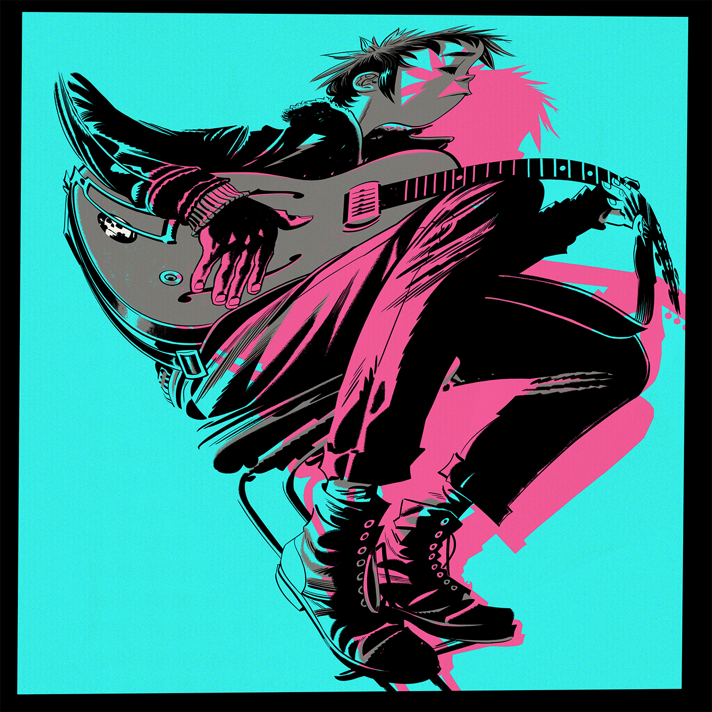 The Now Now by Gorillaz image