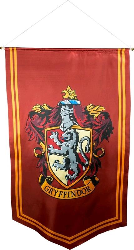 Harry Potter: Gryffindor House - Sigil Banner