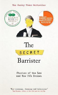 The Secret Barrister by The Secret Barrister image