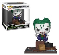 DC Comics: Joker in Alley - Pop! Comic Moment Vinyl image