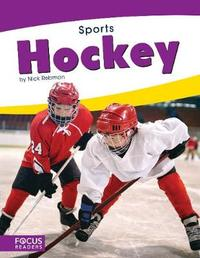 Hockey by Nick Rebman