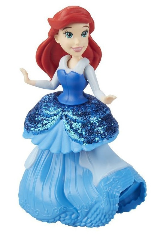 Disney Princess: Royal Clips Doll - Ariel