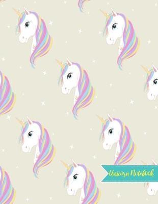 Unicorn Notebook by Elaina Erickson
