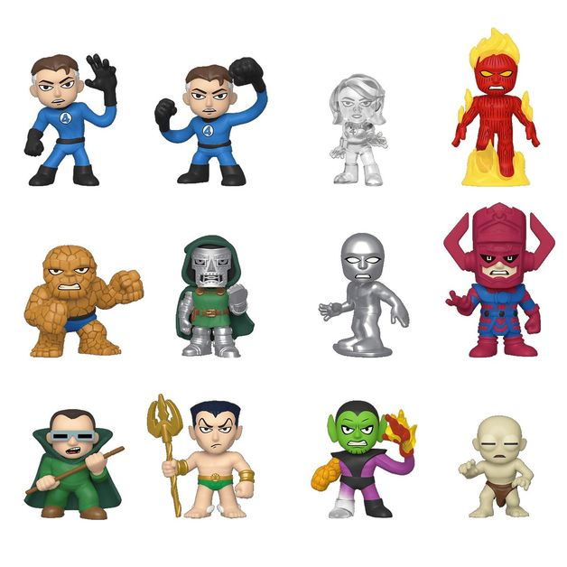 Fantastic 4 - Mystery Minis Figure (Blind Box)