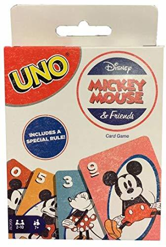 UNO: Mickey Mouse & Friends - Card Game