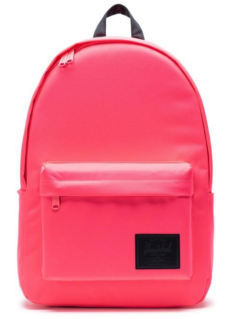 Herschel Supply Co: Classic X-Large - Neon Pink/Black