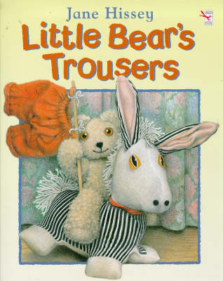 Little Bear's Trousers by Jane Hissey image