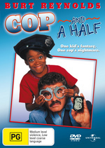 Cop And A Half on DVD