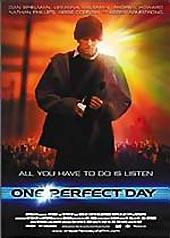 One Perfect Day (DVD/CD) on DVD