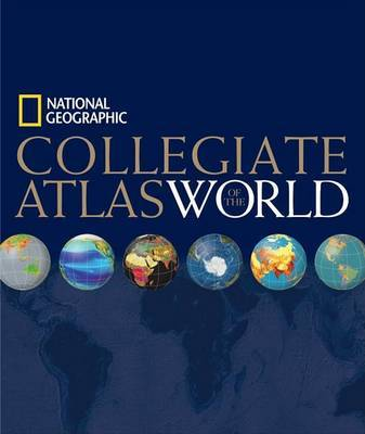 Collegiate Atlas of the World by Patricia Daniels image