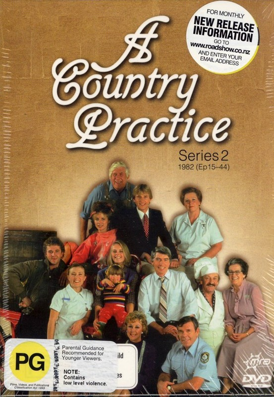 A Country Practice - Series 2 on DVD