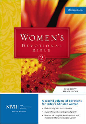 NIV Women's Devotional Bible 2: A New Collection of Daily Devotions From Godly Women