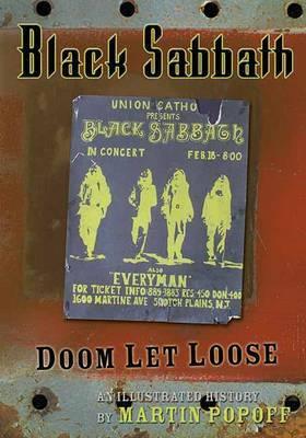Black Sabbath: Doom Let Loose: an Illustrated History by Martin Popoff image