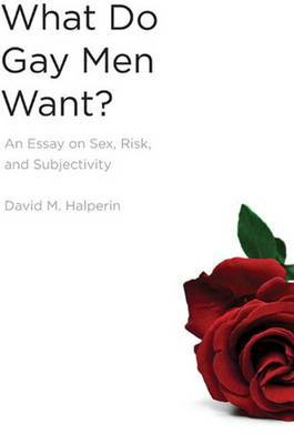 What Do Gay Men Want? by David M. Halperin