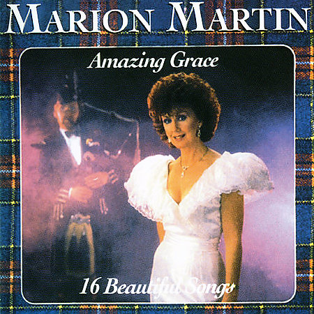 Amazing Grace by Marion Martin image
