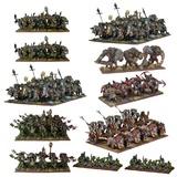 Kings of War Orc Mega Army