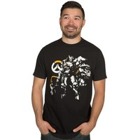 Overwatch - Justice Will Be Done T-Shirt (Small)