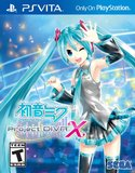 Hatsune Miku: Project DIVA X for PlayStation Vita