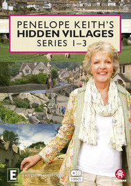 Penelope Keith's Hidden Villages Season 1-3 on DVD