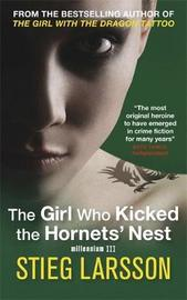 The Girl Who Kicked the Hornets' Nest (Millennium Trilogy #3) by Stieg Larsson image