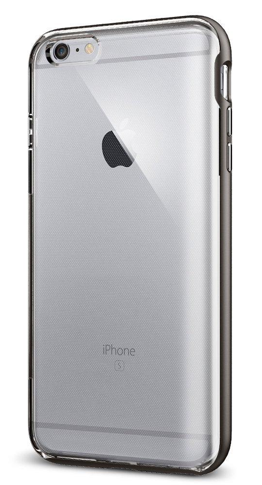 Spigen iPhone 6S Plus - Neo Hybrid EX Case (Gunmetal) image