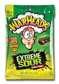 Warheads Extreme Sour Hard Candy (56g)