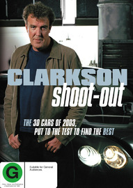 Clarkson: Shoot-Out on DVD