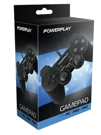 PowerPlay Gamepad (PC, PS2 & PS3) for PC Games