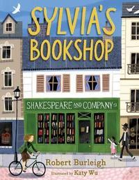 Sylvia's Bookshop by Robert Burleigh image