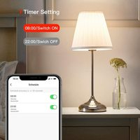 Smart Ape: WiFi RGB & Warm White Smart LED Spotlight (GU10) - 4 Pack
