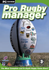 Pro Rugby Manager for PC Games