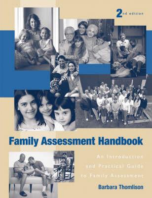 Family Assessmnt Handbook 2e by THOMLISON image
