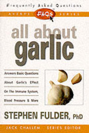 All About Garlic by Stephen Fulder image