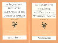 The Wealth of Nations: v. 1 & 2 by Adam Smith image