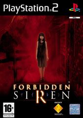 Forbidden Siren for PS2