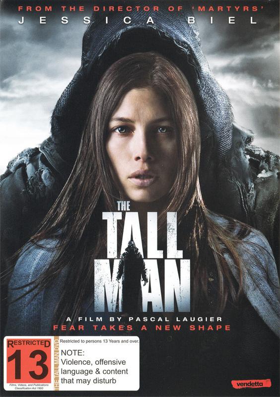 The Tall Man on DVD