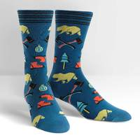 Men's - Trail Life Crew Socks