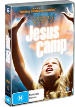 Jesus Camp on DVD