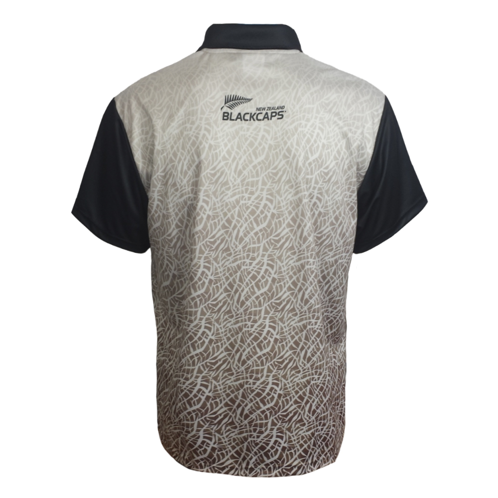 Blackcaps Sublimated Polo - XL image
