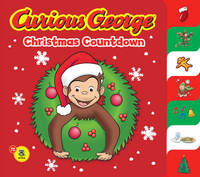 Curious George Christmas Countdown by H.A. Rey