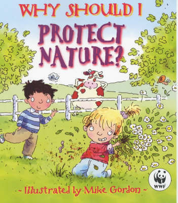 Protect Nature? by Jen Green image