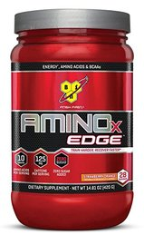 BSN AminoX Edge Powder - Strawberry Orange (420g)