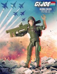 """G.I. Joe: Jumbo Kenner Zap - 12"""" Action Figure"""