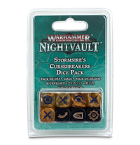 Warhammer Underworlds: Stormsire's Cursebreakers Dice