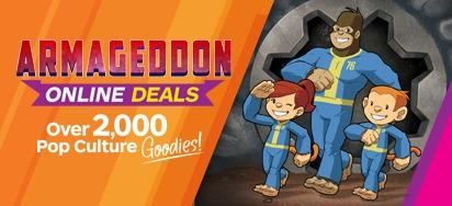Armageddon Online Deals!