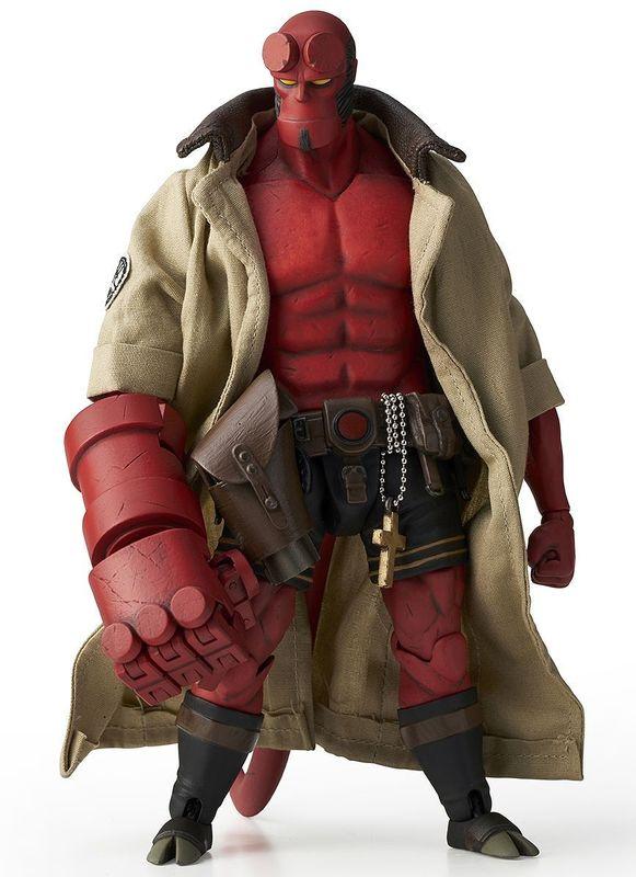 1/12 Hellboy - Action Figure
